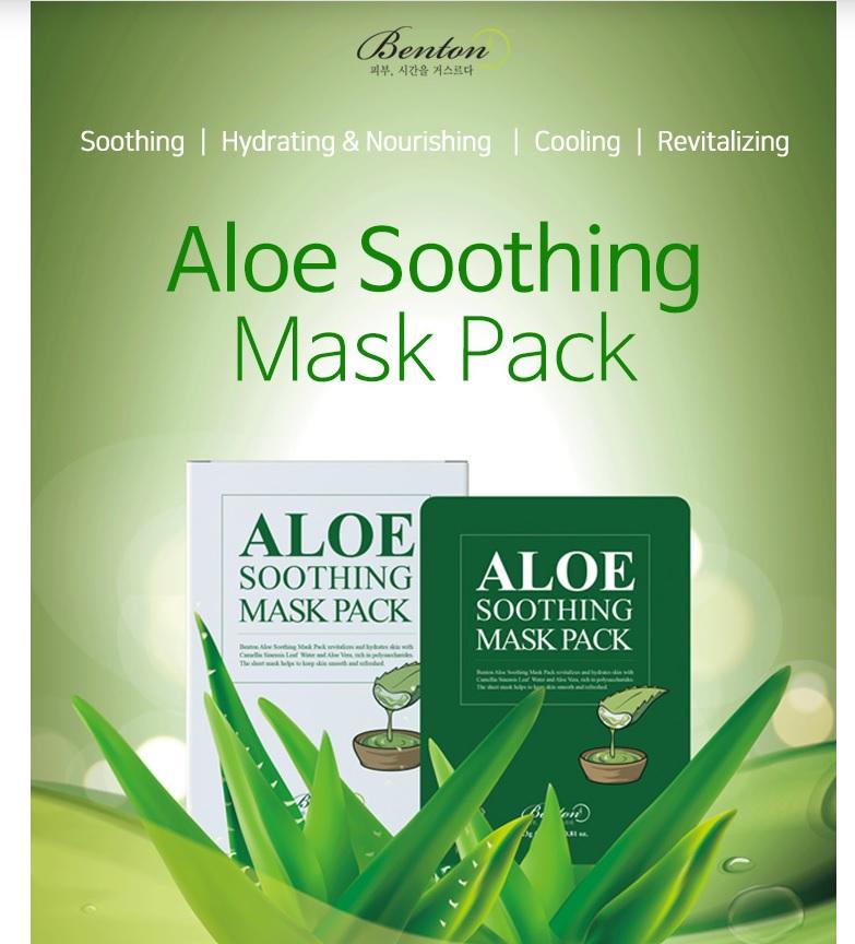 Benton Aloe Mask Pack