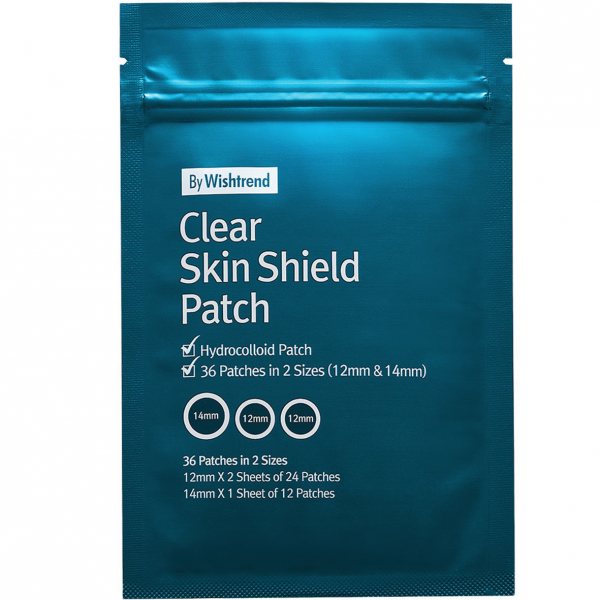 By Wishtrend Clear Skin Shield Patch