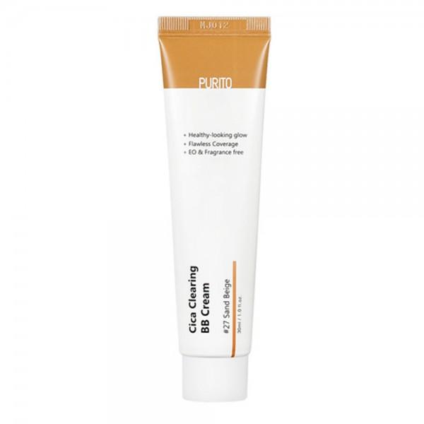 Purito Cica Clearing BB Cream 27 Sand Beige