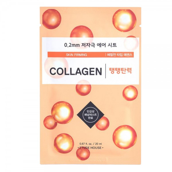 Etude House 0.2 Therapy Air Mask (Collagen)