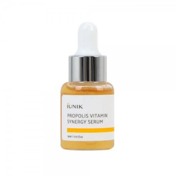 iUnik Propolis Vitamin Synergy Serum Miniature 15ml