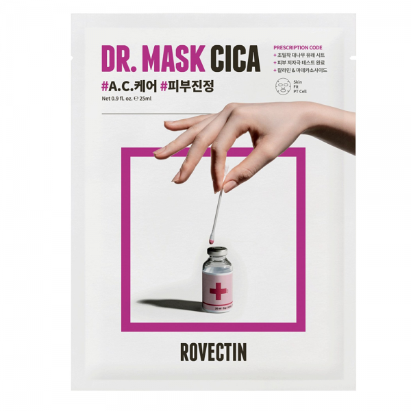 Rovectin Dr. Mask Cica