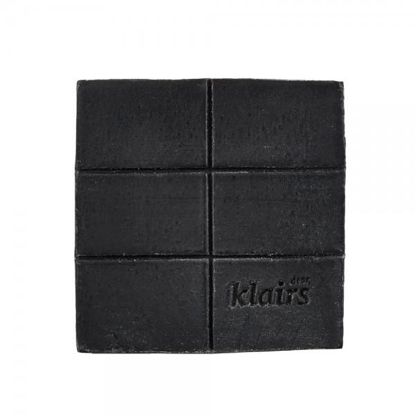 KLAIRS Gentle Black Sugar Charcoal Soap 100g