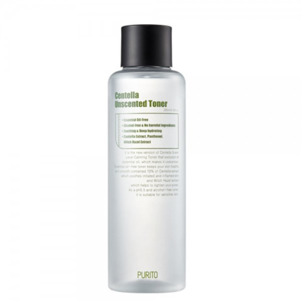 Purito Centella Unscented Toner 200ml