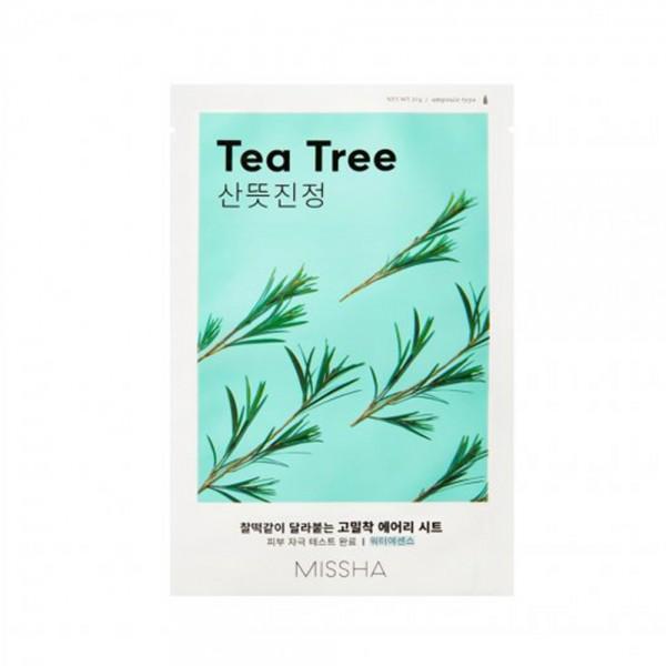 Missha Airy Fit Sheet-Mask (Tea Tree)