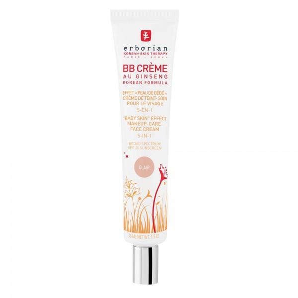 Erborian BB Crème Au Ginseng Clair 45 ml