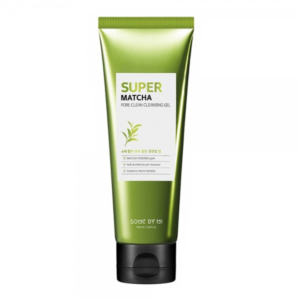 Some By Mi Super Matcha Pore Clean Cleansing Gel