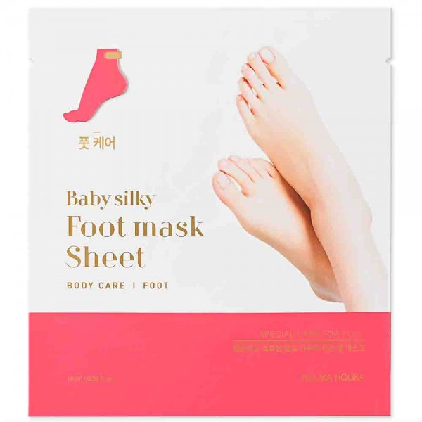 Holika Holika Baby Silky Foot Mask