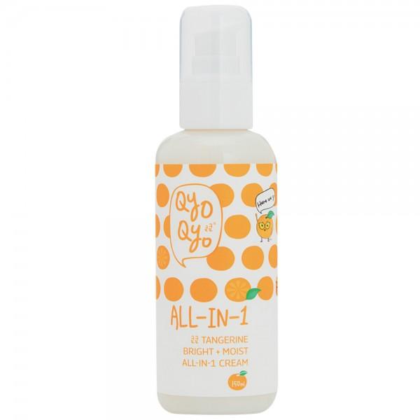 Qyo Qyo Tangerine Bright+Moist All-In-1