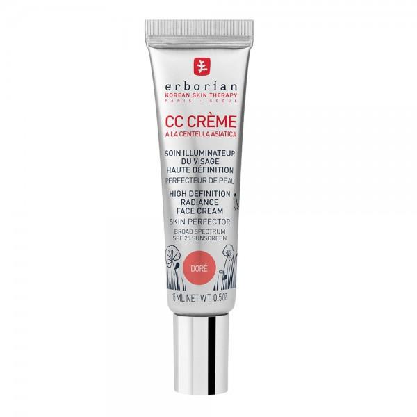 Erborian CC Crème á la Centella Asiatica Doré 15 ml