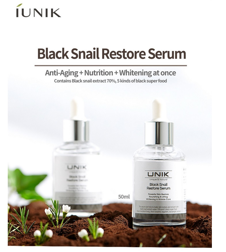 iunik-black-snail-restore-serum