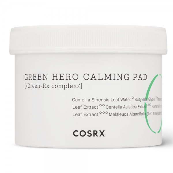 COSRX One Step Green Hero Calming Pad 70pads