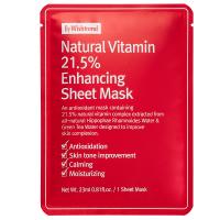 By Wishtrend Natural Vitamin C21,5% Enhancing Sheet Mask