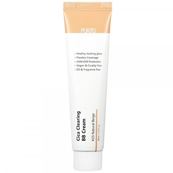 Purito Snail Clearing BB Cream 21 Light Beige 30ml