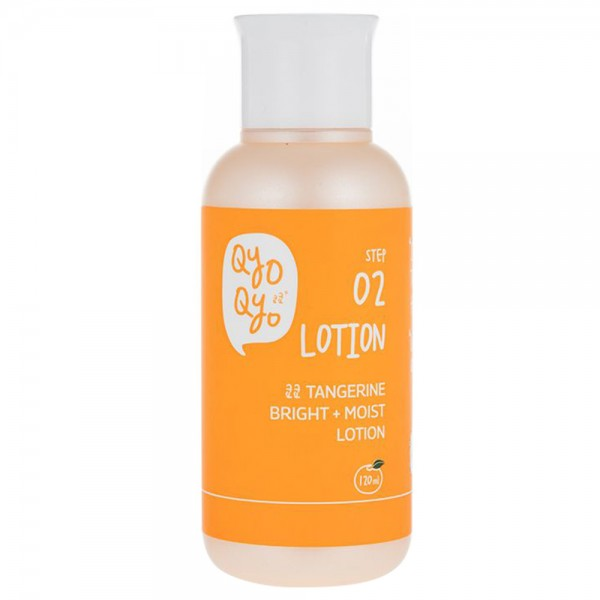 Qyo Qyo Tangerine Bright Moist Lotion