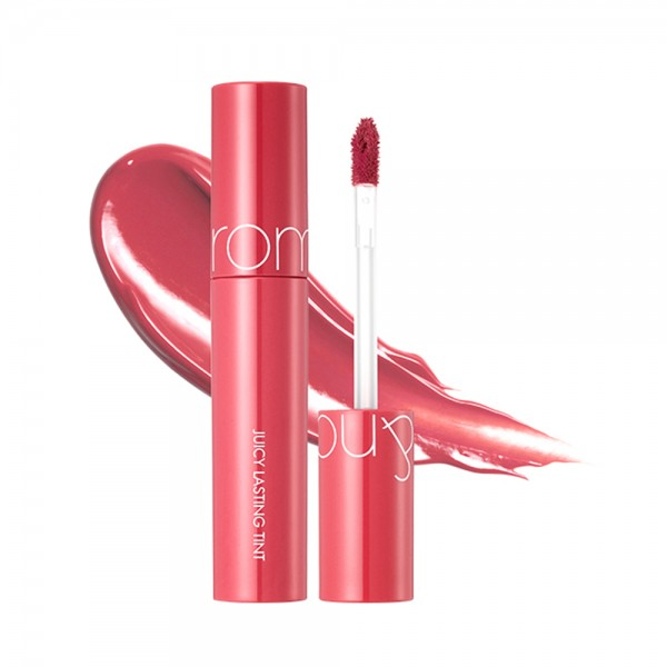 Rom&nd Juicy Lasting Tint #09 Litchi Coral