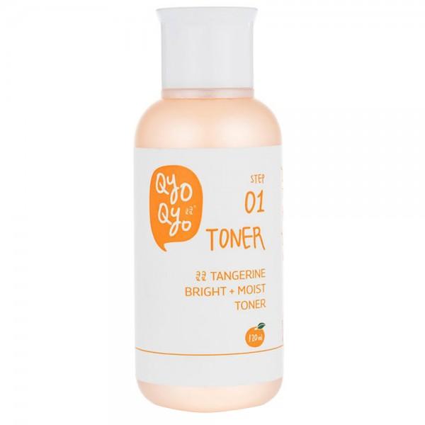 Qyo Qyo Tangerine Bright Moist Toner