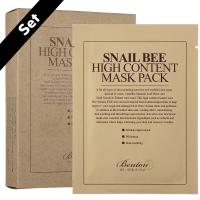Benton Snail Bee High Content Mask Pack Set