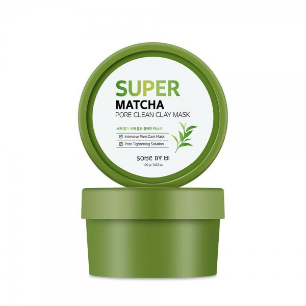 Some by Mi Super Matcha Pore Clay Mask