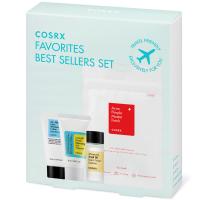 Cosrx Favorites Bestseller Set (Travelsizes)