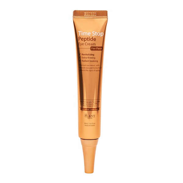 The Plant Base Time Stop Peptide Eye Cream