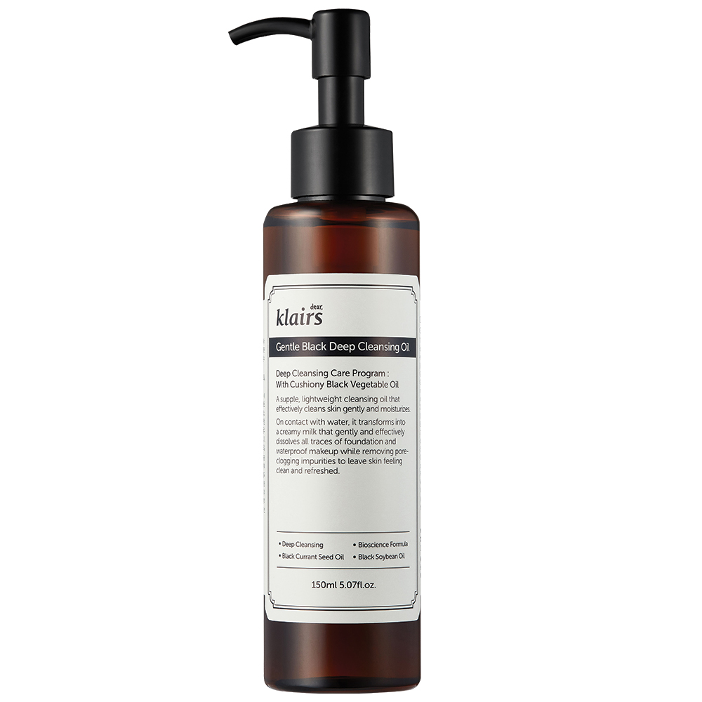K-Beauty Cleansing Oil