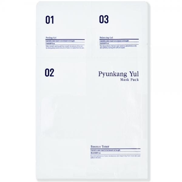 Pyunkang Yul 3 Step Mask Pack (5ea)