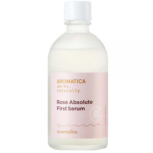AROMATICA Rose Absolute First Serum