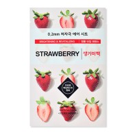 Etude House 0.2 Therapy Air Mask (Strawberry)