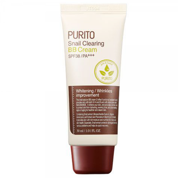 Purito Snail Clearing BB Cream 23 Natural Beige