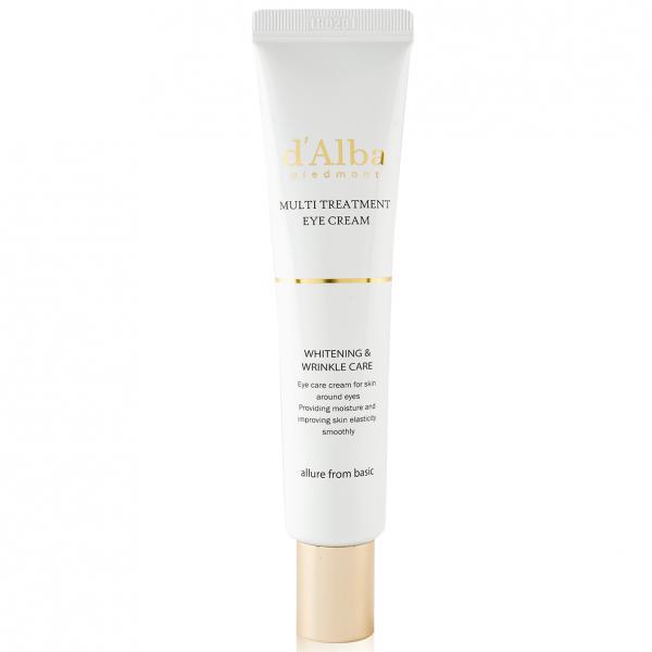 d'Alba White Truffle Multi Treatment Eye Cream