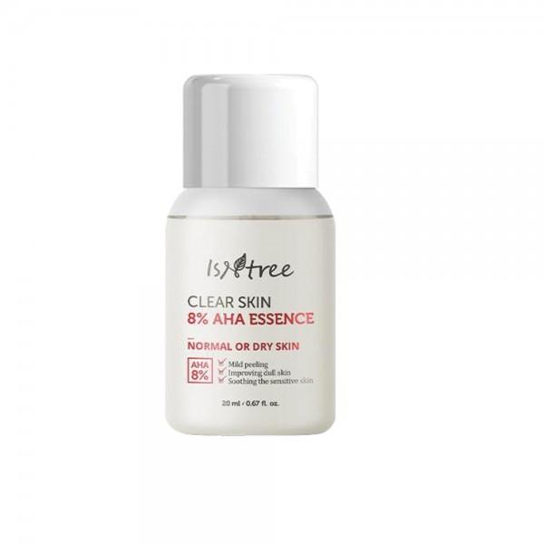 Isntree Clear Skin 8% AHA Essence Mini 20ml