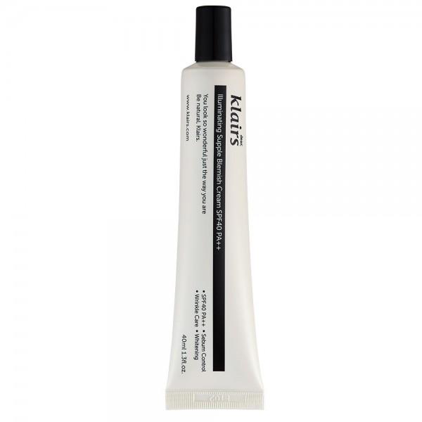 Dear Klairs Illuminating Supple Blemish Cream SPF40++